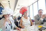 April 12, 2014: Inside the Jockey Club at the Arkansas Derby at Oaklawn Park in Hot Springs, AR. Zoie Clift/ESW/CSM