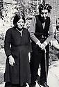 Iran 1960. In Rezaieh, the parents of Abdul Rahman Ghassemlou <br /> <br /> Iran 1960. A Rezaieh  les parents d'Abdul Rahman Ghassemlou