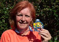 Nicola Parslow NHS Medal - 08.05.2020