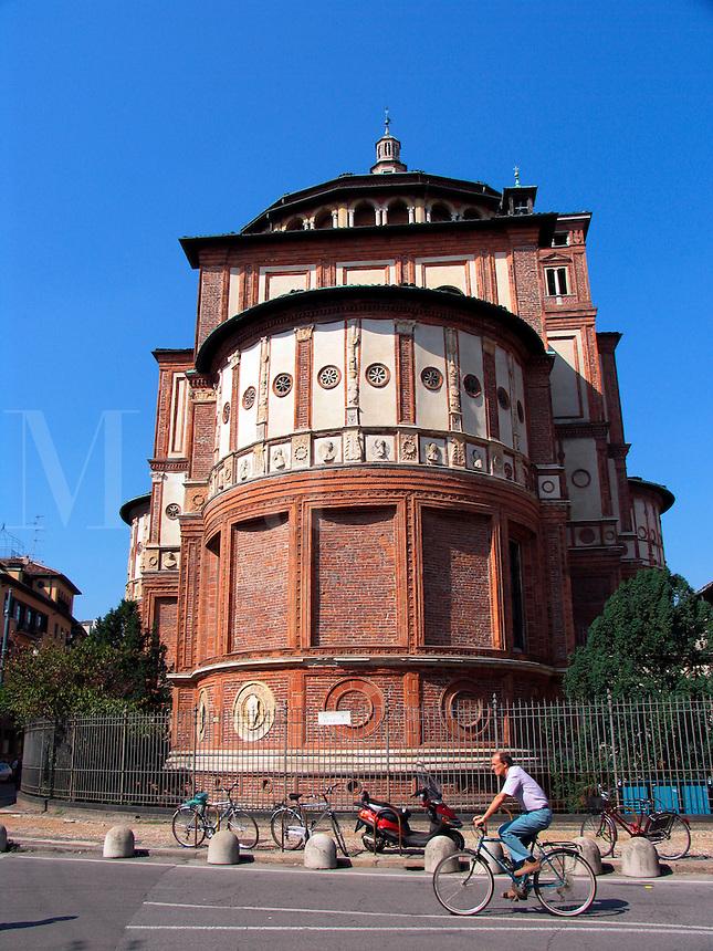 Santa Maria delle Grazie, Milan, Ital