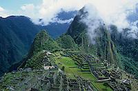 Amérique/Amérique du Sud/Pérou/Env de Cuzco : Machu Picchu