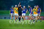 Referee Donnacha O'Callaghan during the County Senior hurling Semi-Final between Kilmoyley and Lixnaw at Austin Stack park on Saturday evening.