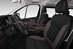 Front seat view of 2018 Fiat Talento-Combi Panorama Door Passenger Van Front Seat  car photos