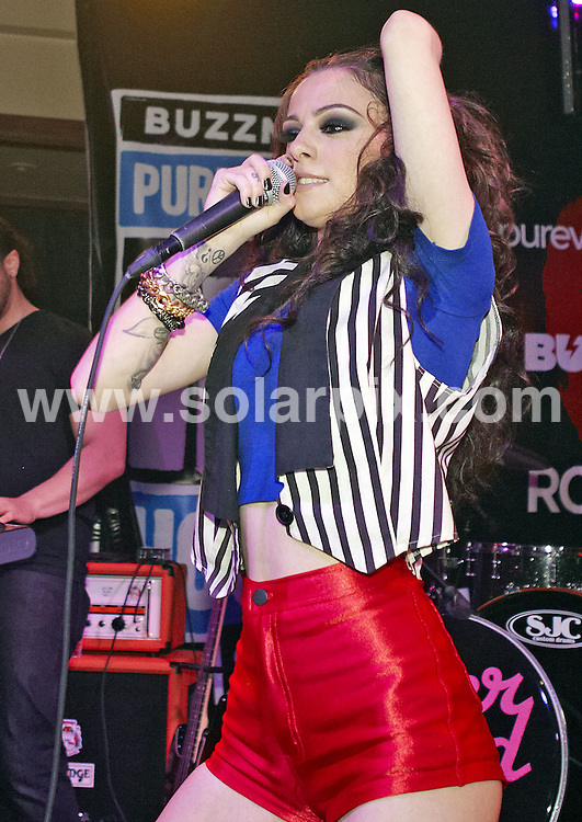 **ALL ROUND PICTURES FROM SOLARPIX.COM**                                             **SYNDICATION RIGHTS FOR UK, AUSTRALIA, DENMARK, PORTUGAL, S. AFRICA, SPAIN & DUBAI (U.A.E) & ASIA (EXCLUDING JAPAN) ONLY**                                                                                  Caption: Xfactor finalist Singer Cher Lloyd in concert at the The SXSW Festival 2012 - Day 6 -at the  W Hotel - Austin, Texas , USA                                                            . This pic:  Cher Lloyd                                                                                            JOB REF: 14581       PHZ/Lee       DATE: 14.03.2012                                                           **MUST CREDIT SOLARPIX.COM OR DOUBLE FEE WILL BE CHARGED**                                                                      **MUST AGREE FEE BEFORE ONLINE USAGE**                               **CALL US ON: +34 952 811 768 or LOW RATE FROM UK 0844 617 7637**