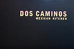Dos Caminos Mexican Restaurant, New York, New York