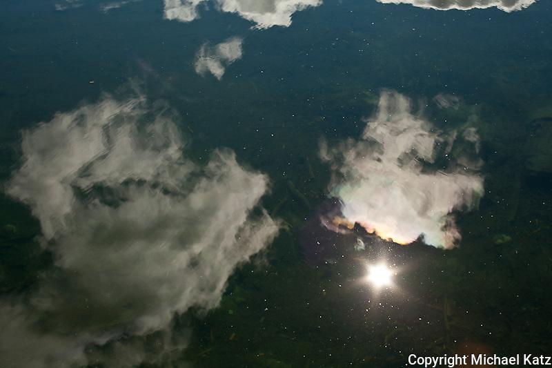 Cloud Reflections I, XY Lakes