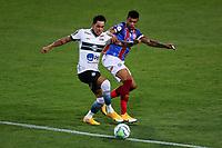 16th November 2020; Couto Pereira Stadium, Curitiba, Brazil; Brazilian Serie A, Coritiba versus Bahia; Giovanne Augusto of Coritiba and Juninho of Bahia