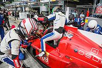 #709 GLICKENHAUS RACING (USA) GLICKENHAUS 007 LMH HYPERCAR - Franck MAILLEUX (FRA)/ ROMAIN DUMAS (FRA) /RICHARD WESTBROOK (GBR)