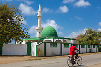Kralendijk, Bonaire, Leeward Antilles.  Al-Houda Mosque, Bonaire Islamic Center.