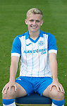 St Johnstone FC Season 2017-18 Photocall<br />Alistair McCann<br />Picture by Graeme Hart.<br />Copyright Perthshire Picture Agency<br />Tel: 01738 623350  Mobile: 07990 594431
