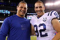18.08.2013: New York Giants vs. Indianapolis Colts