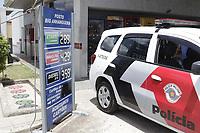 Campinas (SP), 09/02/2021 - Combustivel - Movimentacao em postos de combustiveis na cidade de Campinas, interior de Sao Paulo, nesta terca-feira (9). A Petrobras anunciou aumento de cerca de 8% no preco da gasolina a ser vendido pelas refinarias para as distribuidoras. (Foto: Denny Cesare/Codigo 19/Codigo 19)