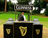 Golf Guinness Oyster Gathering