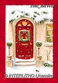 Marcello, CHRISTMAS SYMBOLS, WEIHNACHTEN SYMBOLE, NAVIDAD SÍMBOLOS, paintings+++++,ITMCXM1440A,#XX# ,Christmas wreath