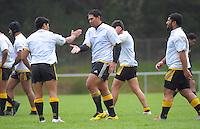 121013 Rugby - Wellington Maori v Wellington Samoa