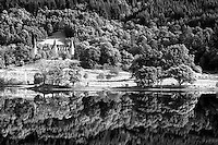 Tigh Mor and Loch Achray, The Trossachs, Stirlingshire