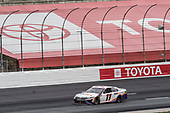 #11: Denny Hamlin, Joe Gibbs Racing, FedEx Express Toyota Camry