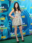 Megan Fox at The Fox 2009 Teen Choice Awards held at Universal Ampitheatre  in Universal City, California on August 09,2009                                                                                      Copyright 2009 DVS / RockinExposures
