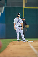 Travis Snider (16) of the Reno Aces during the game against the Nashville Sounds at Greater Nevada Field on June 5, 2019 in Reno, Nevada. The Aces defeated the Sounds 3-2. (Stephen Smith/Four Seam Images)