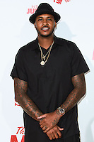 HOLLYWOOD, LOS ANGELES, CA, USA - JUNE 09: Carmelo Anthony at the Los Angeles Premiere Of Screen Gems' 'Think Like A Man Too' held at the TCL Chinese Theatre on June 9, 2014 in Hollywood, Los Angeles, California, United States. (Photo by David Acosta/Celebrity Monitor)