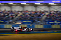 #8 Toyota Gazoo Racing Toyota GR010 - Hybrid Hypercar, Sébastien Buemi, Kazuki Nakajima, Brendon Hartley, 24 Hours of Le Mans , Free Practice 2, Circuit des 24 Heures, Le Mans, Pays da Loire, France