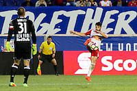 Harrison, NJ - Thursday Sept. 15, 2016: Felipe Martins during a CONCACAF Champions League match between the New York Red Bulls and Alianza FC at Red Bull Arena.