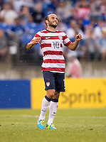 Landon Donovan.  The United States defeated El Salvador, 5-1, during the quarterfinals of the CONCACAF Gold Cup at M&T Bank Stadium in Baltimore, MD.