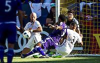 Los Angeles Galaxy vs Orlando City SC, September 11, 2016