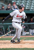 April 5, 2007: David Sutherland of the Great Lakes Loons at Coveleski Stadium in South Bend, IN.  Photo by:  Chris Proctor/Four Seam Images