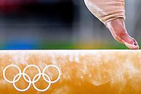 DERWAEL Nina BEL <br /> Balance Beam <br /> Women's Individual All-Around<br /> Rio de Janeiro 11-08-2016 Rio Olympic Arena <br /> Artistic Gymnastic - Ginnastica <br /> Foto Andrea Staccioli/Deepbluemedia/Insidefoto