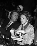 ORNELLA VANONI E DANILO SABATINI TEATRO SISTINA ROMA 1974