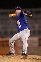 March 2, 2010:  Pitcher Hudson Randall (11) of the Florida Gators during a game at Legends Field in Tampa, FL.  Photo By Mike Janes/Four Seam Images