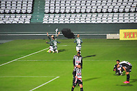 CURITIBA, PR, 01.06.2021 OPERARIO X GUARANI- Bruno Savio faz o primeiro para o Guarani- Campeonato Brasileiro 2021 serie B, valida pela segunda rodada entre Operario x Guarani no estadio Couto Pereira nessa terca feira(01