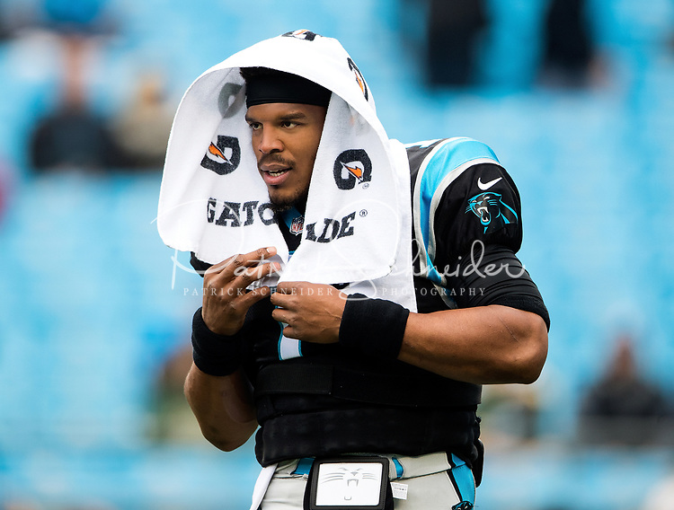 The Carolina Panthers vs. The Green Bay Packers Sunday afternoon December 17, 2017, at t the Bank of America Stadium in Charlotte, NC.<br /> <br /> Photo by: PatrickSchneiderPhoto.com