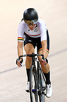 Rushlee Buchanan during the 2020 Vantage Elite and U19 Track Cycling National Championships at the Avantidrome in Cambridge, New Zealand on Friday, 24 January 2020. ( Mandatory Photo Credit: Dianne Manson )