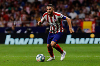 Jorge Resurreccion 'Koke' of Atletico de Madrid during La Liga match between Atletico de Madrid and Real Madrid at Wanda Metropolitano Stadium{ in Madrid, Spain. {iptcmonthname} 28, 2019. (ALTERPHOTOS/A. Perez Meca)<br /> Liga Spagna 2019/2020 <br /> Atletico Madrid - Real Madrid <br /> Foto Perez Meca Alterphotos / Insidefoto <br /> ITALY ONLY