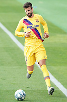 FC Barcelona's Gerard Pique during La Liga match. July 11,2020. (ALTERPHOTOS/Acero)<br /> 11/07/2020<br /> Liga Spagna 2019/2020 <br /> Valladolid - Barcelona <br /> Foto Alterphotos / Insidefoto <br /> ITALY ONLY