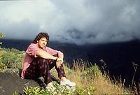Patrick BRUEL<br /> 90's<br /> © TERRASSON/DALLE