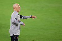 LOS ANGELES, CA - SEPTEMBER 02: Bob Bradley head coach of the Los Angeles Football Club during a game between San Jose Earthquakes and Los Angeles FC at Banc of California stadium on September 02, 2020 in Los Angeles, California.