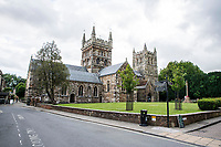 BNPS.co.uk (01202 558833)<br /> Pic: MaxWillcock/BNPS<br /> Date taken: 28/07/2021<br /> <br /> Pictured: The duo targeted the market town of Wimborne Minster, Dorset.<br /> <br /> A pair of women dubbed the 'Rolex Rippers' have struck again - targeting another wealthy elderly man to steal his expensive watch.<br /> <br /> On Tuesday, the man in his 80s became the latest victim of two women who are targeting men in affluent areas and close to exclusive golf clubs across southern England.<br /> <br /> This new theft is believed to be at least the 21st incident, with the duo, thought to be in their 20s, targeting men in Dorset, Hampshire, Surrey, Gloucestershire and Sussex.<br /> <br /> In the latest incident, the pair approached the man outside his home in Links Road, Poole, which is next to £2,000-a-year Parkstone Golf Club.