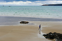 St. Aubin's Bay, Insel Jersey, Kanalinseln