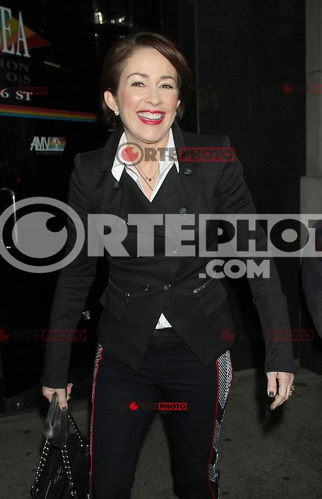 NEW YORK, NY - NOVEMBER 29: Patricia Heaton at The Wendy Williams Show in New York City. November 29, 2012. Credit: RW/MediaPunch Inc. /NortePhoto