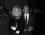 PIERRE CARDIN CON SYLVIE VARTAN - PREMIO THE BEST A PALAZZO PECCI BLUNT ROMA 1979