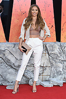 """Shelby Tribble<br /> arriving for the """"Rampage"""" premiere at the Cineworld Empire Leicester Square, London<br /> <br /> ©Ash Knotek  D3395  11/04/2018"""