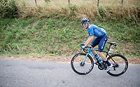 Enric Mas (ESP/Movistar)<br /> <br /> Stage 1: Clermont-Ferrand to Saint-Christo-en-Jarez (218km)<br /> 72st Critérium du Dauphiné 2020 (2.UWT)<br /> <br /> ©kramon
