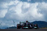 1st May 2021; Algarve International Circuit, in Portimao, Portugal; F1 Grand Prix of Portugal, qualification sessions;  Pole sitter BOTTAS Valtteri fin, Mercedes AMG F1 GP W12 E Performancec