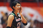 Yuki Ishii (JPN), AUGUST 27, 2015 - Volleyball : FIVB Women's World Cup 2015 1st Round between Japan 3-2 Dominican Republic  in Tokyo, Japan. (Photo by Sho Tamura/AFLO SPORT)