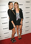 Lauren Conrad & Lo Bosworth at The LC Lauren Conrad for Kohl's Launch Party  on Melrose Place in West Hollywood, California on October 01,2009                                                                   Copyright 2009 DVS / RockinExposures