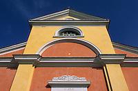 Europe/France/Corse/2B/Haute-Corse/Cap Corse/Nonza: L'église