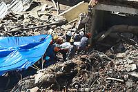 04.05.2018 - Incêndio em edifício no Largo do Paissandu em SP